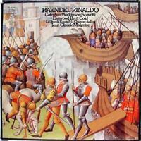 MALGOIRE HAENDEL COTRUBAS rinaldo 3 LP Mint- M3 34592 Vinyl  Record