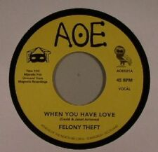 "Love Music 7"" Single Records"
