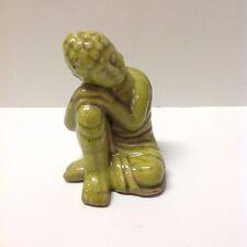 Buddha statue figurine Large Lime #H41