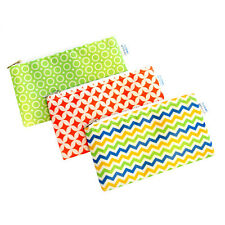 Reusable Cloth Snack Bags - Set of 3 - Spunky Collection