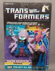 Sealed 1988 Transformers G1 Piranacon Seacon Tentakill Decepticon Unpunched