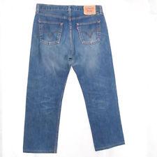 Hosengröße W34 Levi's Herren-Jeans aus Denim