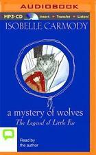 Little Fur: A Mystery of Wolves Bk. 3 by Isobelle Carmody (2015, MP3 CD,...