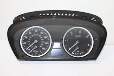 #4950 BMW E60 Diesel RHD Genuine Speedometer Instrument Cluster OEM 6974577
