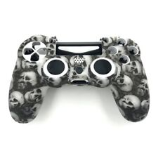 Sony Playstation PS4 Skulls Design Silicone Rubber Skin for Wireless Controller
