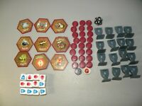 Hasbro Heroscape Rise of The Valkyrie Complete Dice Glyphs Order Wound Markers