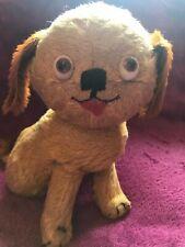 More details for very rare einco tubby dog 1920 original eyes antique