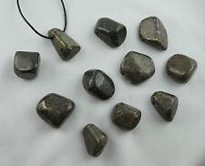 PIRITA Colgante piedra en tambor perforadas colgante de piedras preciosas