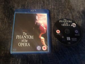 The Phantom of the Opera (2004 Film) - Blu Ray
