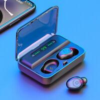 Wireless Headphones TWS Mini True Bluetooth 5.0 Stereo Earphones In-Ear Headsets