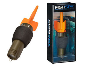 L@@K FISHSPY Underwater ANGLING SURVIVAL PREPPER CARP Fishing Camera RRP249.95!!