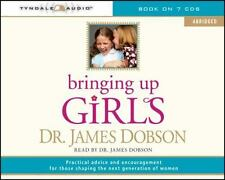 Bringing up Girls Dr James Dobson Audiobook Abridged  7 CD Excellent Condition