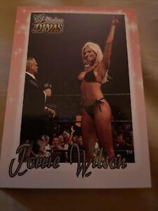 2003 Fleer WWE Divine Divas Torrie Wilson #61 WWF Wrestling Card