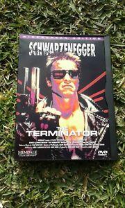 The Terminator (1984 Film) DVD Widescreen Edition Region 1 LIKE NEW