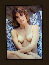 NUDE 35MM TRANSPARENCY SLIDE FEMALE MODEL VINTAGE FINE ART PHOTO BY YORAM KAHANA