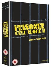 Prisoner Cell Block H: Volume 6 - DVD NEW SEALED (8 Discs)