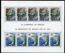 1978 MONACO BLOC N°14 DENTELE EUROPA xx
