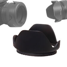72mm Reversible Petal Flower Lens Hood II For Canon Nikon Sony Olympus Camera