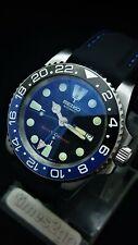 Orologio Sub Submariner * con mod con SEIKO quadrante movimento ad alta precisione * SPLENDIDA