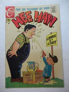 HEE HAW  #5  (1971)  6.0 FN