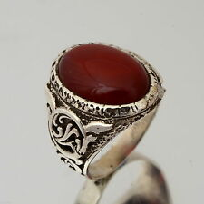 Agate Sterling Silver Gemstone Jewellery for Men