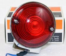 Harley Davidson 6V Single Contact Red Lens Rear Turn Signal 68552-70 68508-64