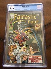 Fantastic Four #94 Cgc 7.5