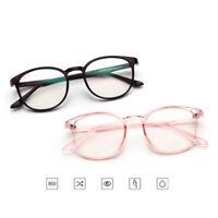 Fashion Retro Round Frame Men Women Vintage Clear Lens Glasses Eyeglasses Unisex