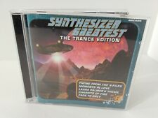 Synthesizer Greatest The Trance Edition, Music CD, X Files, Eve Of The War etc