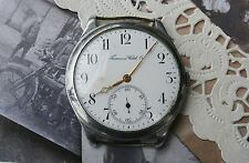 Tavannes Watch Co montre suisse WWI 1ère guerre mondiale très rare !