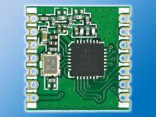 Funkmodul RFM69CW   Sende-/ Empfangsmodul   FSK-Modulation im 868 MHz Band TX/RX