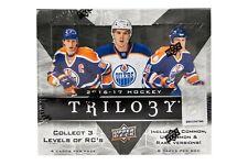 2016-17 Upper Deck Trilogy Hockey Factory Sealed Hobby Box