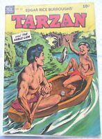 TARZAN # 11 DELL comic book ** Very Good condition ** Sept Oct 1949 * Golden age