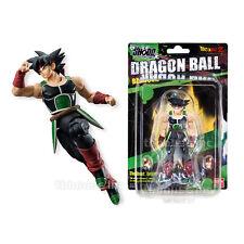 "3.75"" BARDOCK figure DRAGON BALL Z shokugan SHODO NEO burdock BANDAI series 2"
