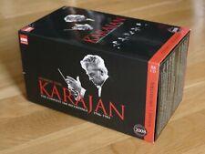 *** KARAJAN The complete EMI Recordings 1946-1984 Vol. 1 ORCHESTRAL 88 CD BoxSet