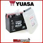 YTX12-BS BATTERIA YUASA PIAGGIO Superhexagon GTX 250 2002- E01138 YTX12BS