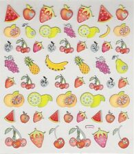 Hobby-Design Stickers Fruits 3452-318