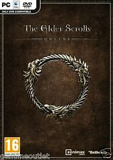 The Elder Scrolls Online Includes Explorer Pack DLC for PC and Mac Brand New