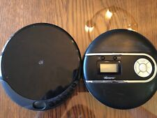 Portable cd player lot of 2 Gpx Pc101B and Memorex Md6443 tested and works great