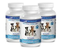 digestive support for dogs - DOG DIGESTIVE ENZYMES AID 3B - dogs bifidobacterium