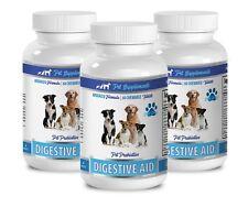pet digestive aid - DOG DIGESTIVE ENZYMES AID 3B - beef liver dog treats