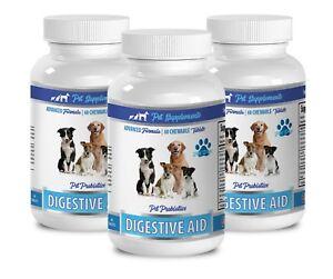pet digestive - DOG DIGESTIVE ENZYMES AID 3B - lactobacillus acidophilus dogs
