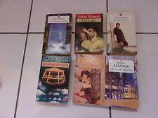 lot 6 romans ISABEL ALLENDE le plan infini, Eva Luna, pays réinventé, d'amour et