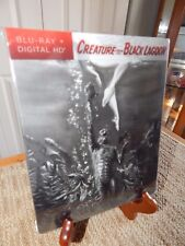 NEW Blu-Ray Universal Monster Creature Black Lagoon Alex Ross Steelbook FREE SHP