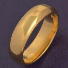 Mens vintage love Band Ring Size 7 wholesale jewelry lots yellow Gold Filled