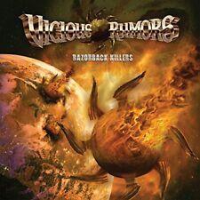 Vicious Rumors - Razorback Killers - CD - New