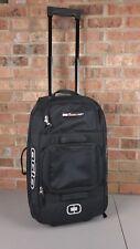 OGIO Layover Rolling Wheeled Travel Bag Nylon Black