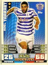 Match Attax 2014/15 Premier League - #232 Adel Taarabt - Queens Park Rangers