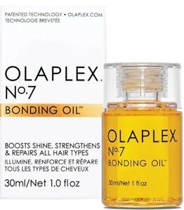 Olaplex No. 7 Bonding Oil Repairs Damaged Hair Increases Shine, Softness 30 Ml