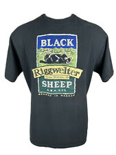 Black Sheep Brewery Riggwelter Strong Yorkshire Ale Men's Xl T Shirt Masham